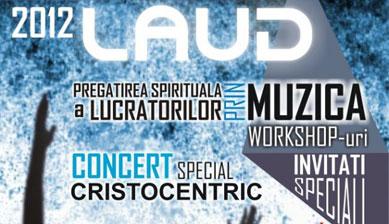 Conferinta L.A.U.D. la București