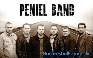 Peniel band lanseaza un nou album: Suprem